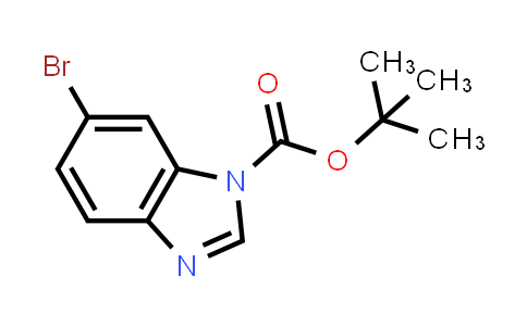 1006899-77-9 | tert-Butyl 6-bromo-1H-benzo[d]imidazole-1-carboxylate