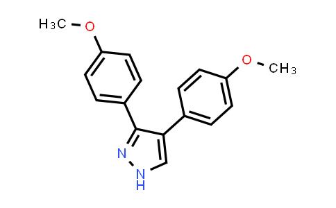 1007072-64-1 | 1H-Pyrazole, 3,4-bis(4-methoxyphenyl)-