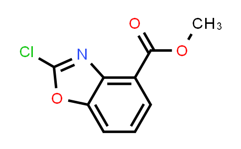 1007112-35-7 | Methyl 2-chlorobenzo[d]oxazole-4-carboxylate