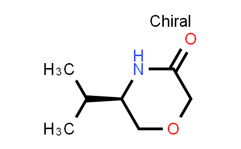 1007113-31-6 | (5R)-5-(1-Methylethyl)-3-morpholinone