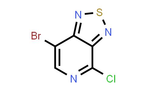 1007128-71-3 | 7-Bromo-4-chloro-[1,2,5]thiadiazolo[3,4-c]pyridine