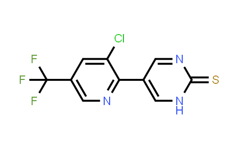 1007166-51-9 | 2(1H)-Pyrimidinethione, 5-[3-chloro-5-(trifluoromethyl)-2-pyridinyl]-