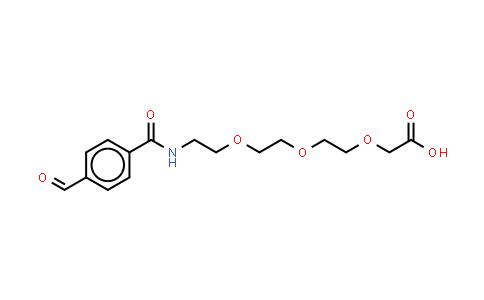1007215-91-9 | Ald-Ph-amido-PEG3-C-COOH