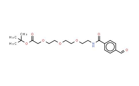 1007215-94-2 | Ald-Ph-amido-PEG3-C1-Boc