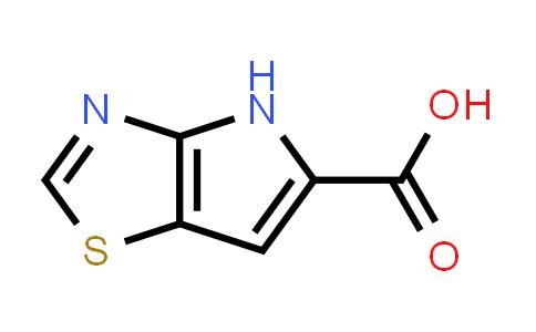 1007386-72-2 | 4H-Pyrrolo[2,3-d]thiazole-5-carboxylic acid