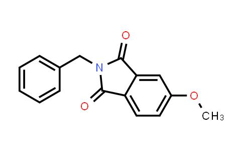 1007455-12-0 | 2-Benzyl-5-methoxyisoindoline-1,3-dione