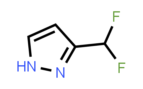 1007468-17-8   3-(Difluoromethyl)-1H-pyrazole