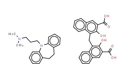 10075-24-8 | Imipramine pamoate