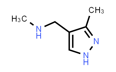 1007521-02-9 | 1H-Pyrazole-4-methanamine, N,3-dimethyl-