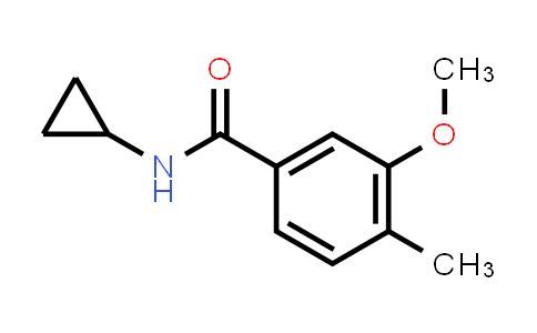 1007767-11-4 | Benzamide, N-cyclopropyl-3-methoxy-4-methyl-