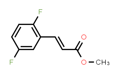 1007862-01-2 | Methyl (E)-3-(2,5-difluorophenyl)acrylate