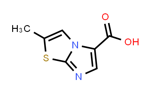 1007874-97-6 | 2-Methylimidazo[2,1-b]thiazole-5-carboxylic acid