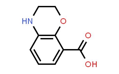 1007875-95-7 | 3,4-Dihydro-2H-benzo[1,4]oxazine-8-carboxylic acid