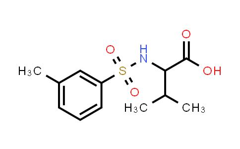 1007999-32-7 | 3-Methyl-2-(3-methylbenzenesulfonamido)butanoic acid