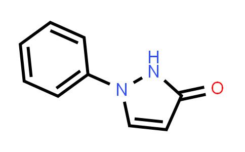 1008-79-3 | 1-Phenyl-1H-pyrazol-3(2H)-one
