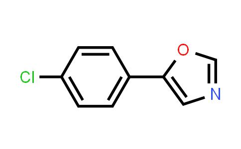1008-94-2 | 5-(p-Chlorophenyl)oxazole