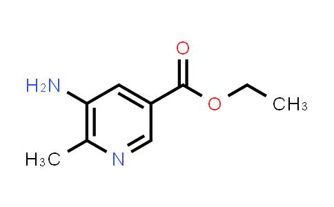 1008138-73-5   Ethyl 5-amino-6-methylpyridine-3-carboxylate