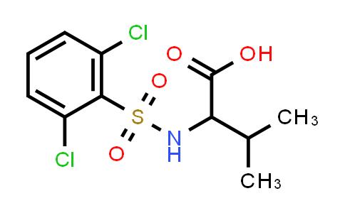 1008267-76-2 | 2-(2,6-Dichlorobenzenesulfonamido)-3-methylbutanoic acid