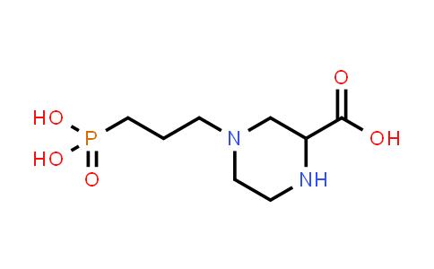 100828-16-8 | 4-(3-Phosphonopropyl)piperazine-2-carboxylic acid