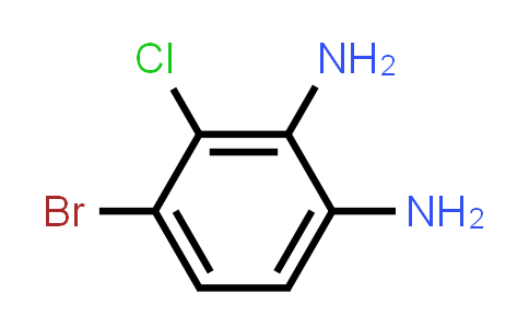 1008361-80-5   4-Bromo-3-chloro-1,2-benzenediamine