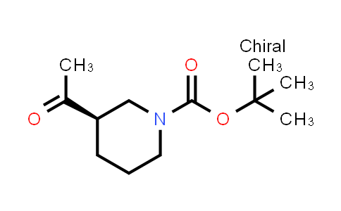 1008563-06-1 | tert-Butyl (3R)-3-acetylpiperidine-1-carboxylate