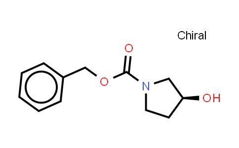 100858-32-0 | (S)-(+)-1-Cbz-3-Pyrrolidinol