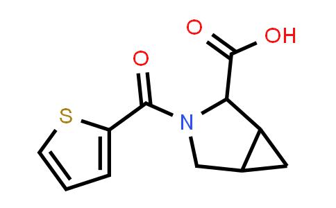 1008645-20-2 | 3-Azabicyclo[3.1.0]hexane-2-carboxylic acid, 3-(2-thienylcarbonyl)-