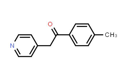 100866-13-5 | 2-(Pyridin-4-yl)-1-(p-tolyl)ethanone