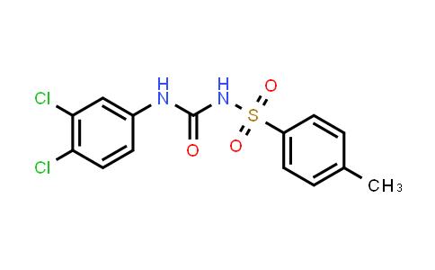 100871-58-7 | Benzenesulfonamide, N-[[(3,4-dichlorophenyl)amino]carbonyl]-4-methyl-