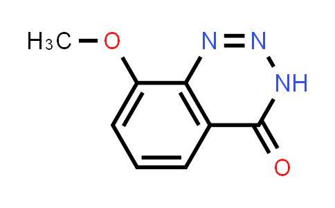 1008742-19-5 | 8-Methoxybenzo[d][1,2,3]triazin-4(3H)-one