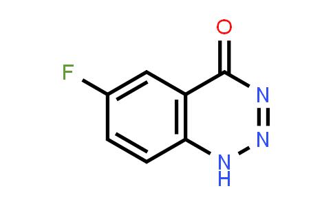 1008742-31-1 | 6-Fluorobenzo[d][1,2,3]triazin-4(1H)-one