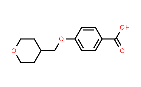1008773-89-4 | Benzoic acid, 4-[(tetrahydro-2H-pyran-4-yl)methoxy]-