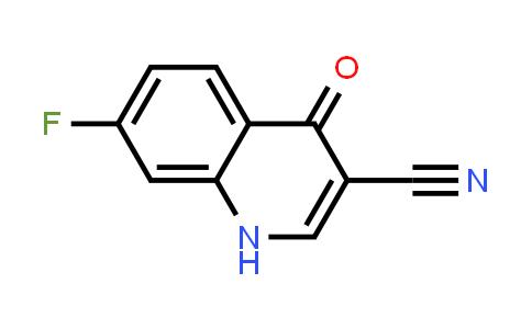 1008780-80-0   3-Quinolinecarbonitrile, 7-fluoro-1,4-dihydro-4-oxo-