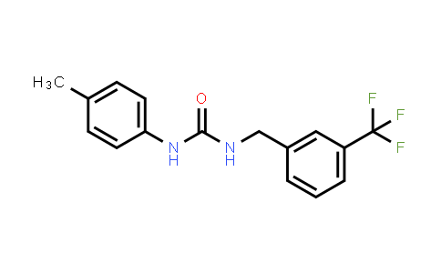 1008892-60-1 | Urea, N-(4-methylphenyl)-N'-[[3-(trifluoromethyl)phenyl]methyl]-