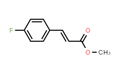 100891-10-9 | Methyl (E)-3-(4-fluorophenyl)acrylate