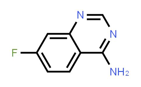 1009036-29-6 | 7-Fluoroquinazolin-4-amine