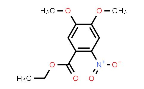 100905-33-7 | Ethyl 4,5-dimethoxy-2-nitrobenzoate
