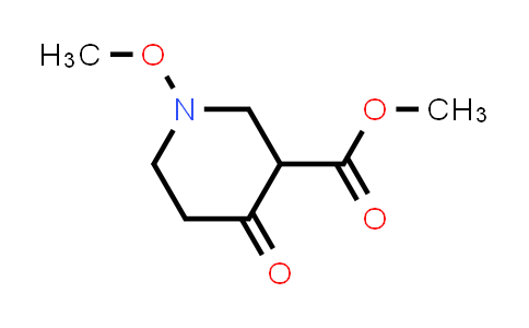 100911-31-7 | Methyl 1-methoxy-4-oxopiperidine-3-carboxylate