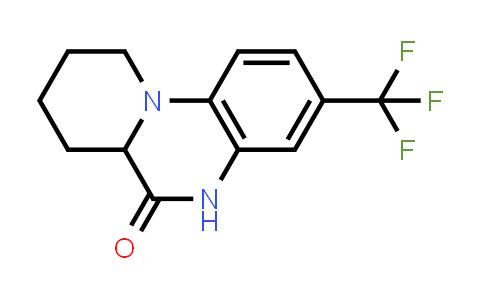 1009240-54-3 | 5H-Pyrido[1,2-a]quinoxalin-6(6aH)-one, 7,8,9,10-tetrahydro-3-(trifluoromethyl)-