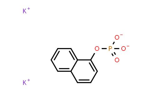 100929-85-9   1-Naphthyl phosphate potassium salt