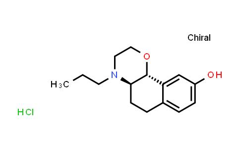 100935-99-7 | 2H-Naphth[1,2-b]-1,4-oxazin-9-ol, 3,4,4a,5,6,10b-hexahydro-4-propyl-, hydrochloride, trans- (9CI)