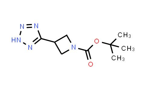 1009367-63-8 | tert-Butyl 3-(2H-1,2,3,4-tetrazol-5-yl)azetidine-1-carboxylate