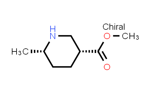 1009376-81-1 | (3R,6S)-Methyl 6-methylpiperidine-3-carboxylate