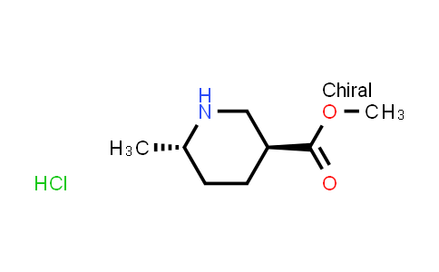 1009376-86-6 | Methyl trans-6-methylpiperidine-3-carboxylate hydrochloride