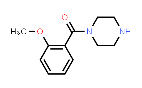 100939-88-6 | (2-Methoxyphenyl)(piperazin-1-yl)methanone