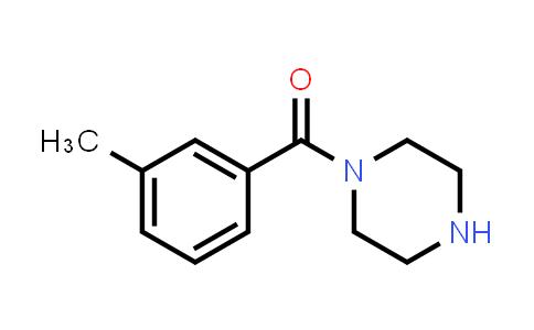 100939-91-1 | 1-(3-Methylbenzoyl)piperazine