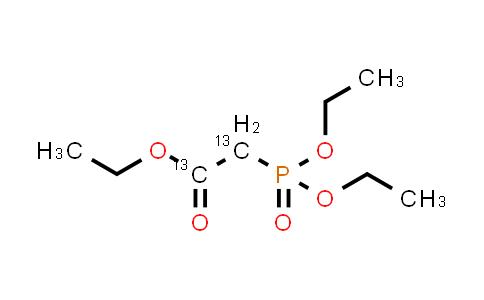 100940-60-1 | Carbethoxymethyldiethyl phosphonate-C13