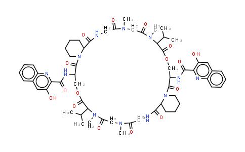 100940-65-6 | Sandramycin
