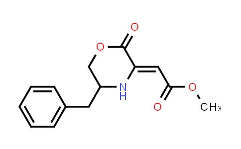 100944-55-6 | Acetic acid, 2-[2-oxo-5-(phenylmethyl)-3-morpholinylidene]-, methyl ester