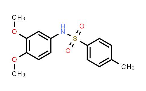100956-66-9 | N-(3,4-Dimethoxyphenyl)-4-methylbenzenesulfonamide